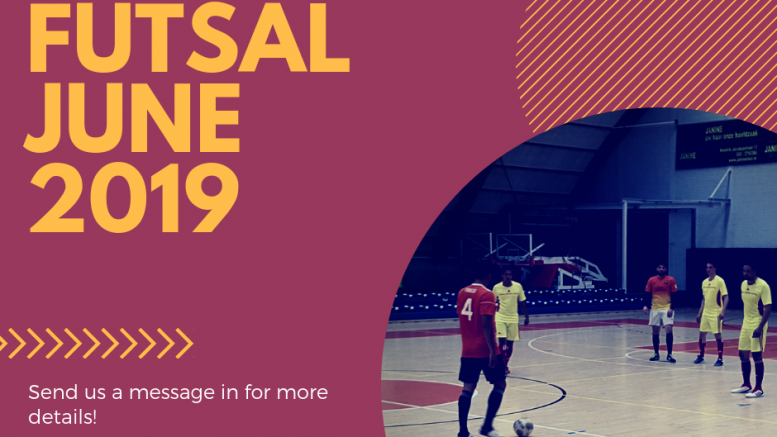 Friendly Games Futsal 2019